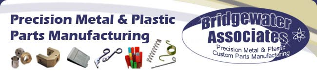 precision metal and plastic parts manufacturing services